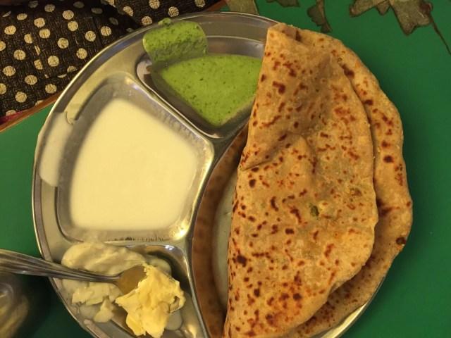 Image result for chaitanya paratha