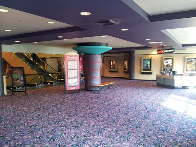 Movie theater in SF_2