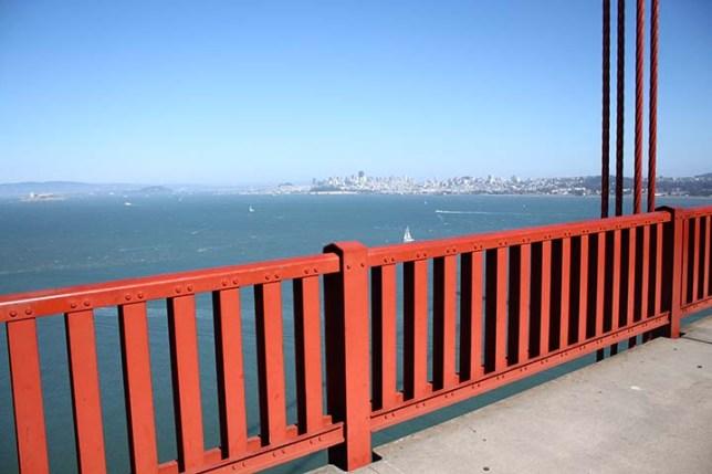 ゴールデンゲートブリッジ (Golden Gate Bridge)