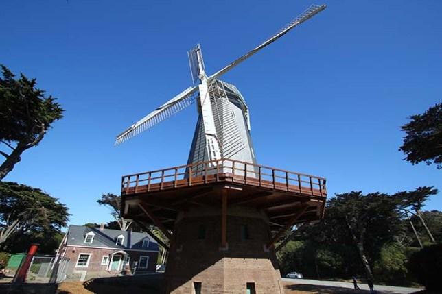 マーフィー風車(Murphy Windmill)