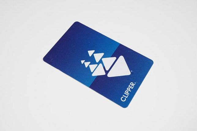 クリッパーカード (Clipper Card)