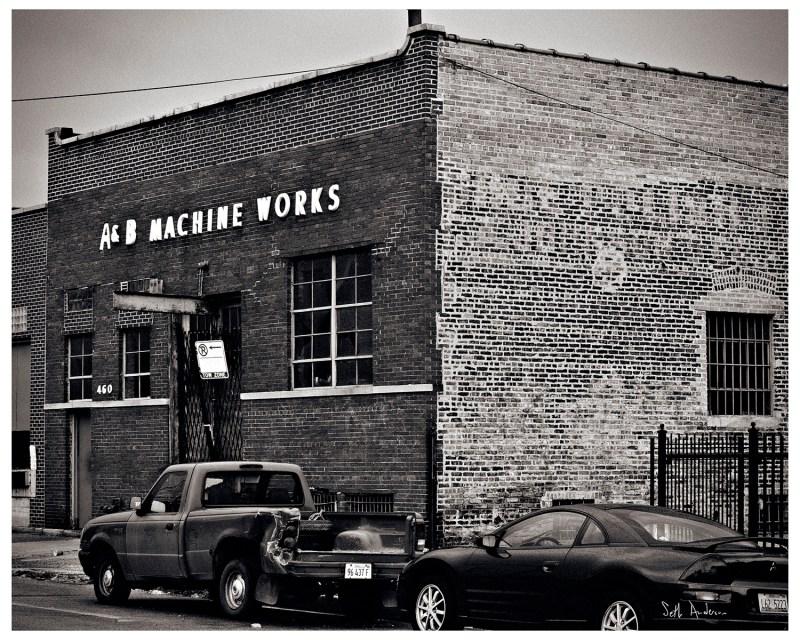 A&B Machine Works