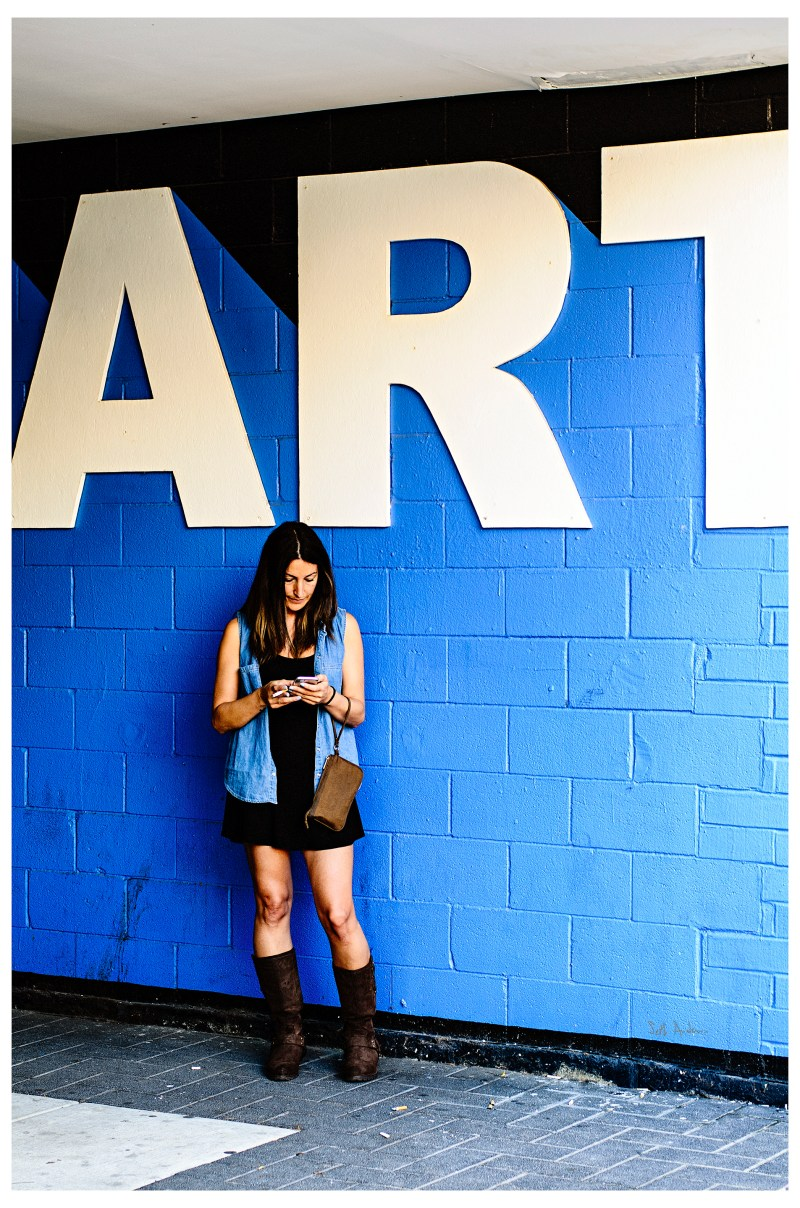 Art Blue