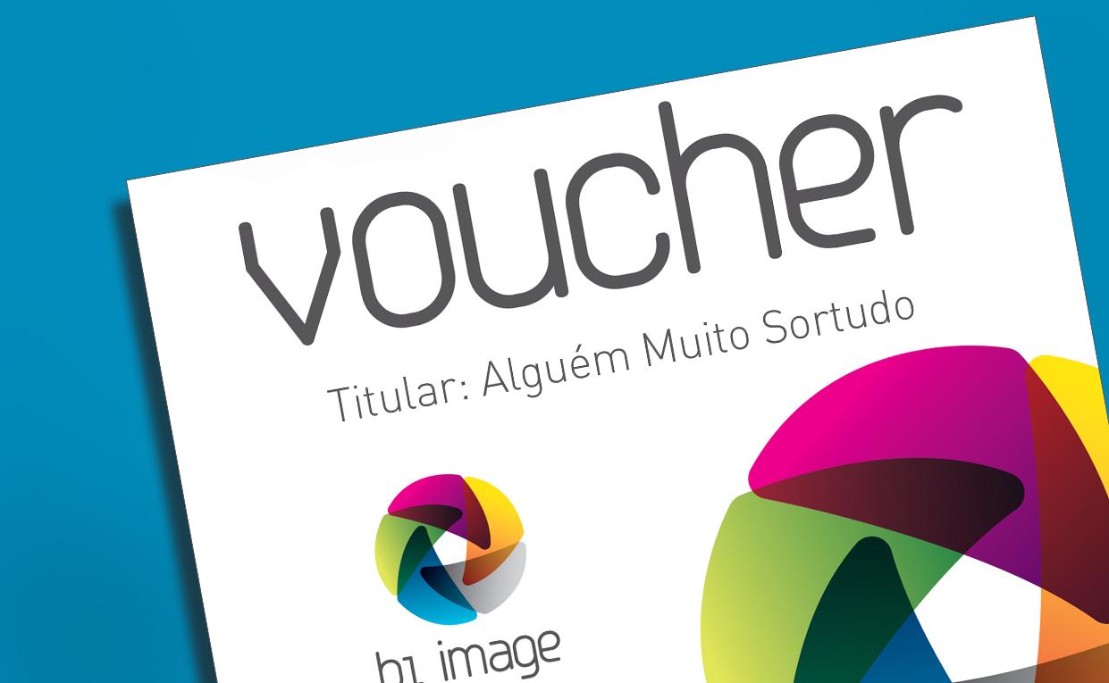 B1 IMAGE Voucher Curso de Fotografia