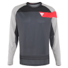Dainese - Maglia HG JERSEY 3 DARK-GRAY/FIRE-RED