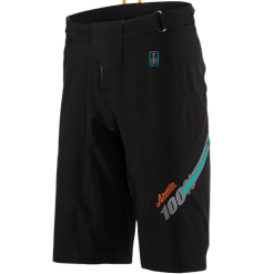 100% - Airmatic FAST TIMES Short Black