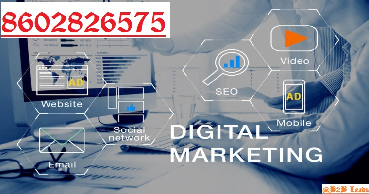 Lead Generation, Database Seller, SEO & Digital Marketing