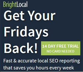 Complete local SEO reporting