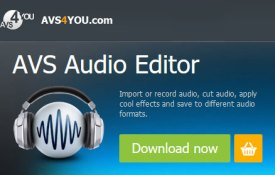 Audio and video editing tools