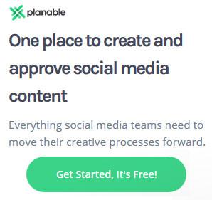 One tool to create and approve social media content