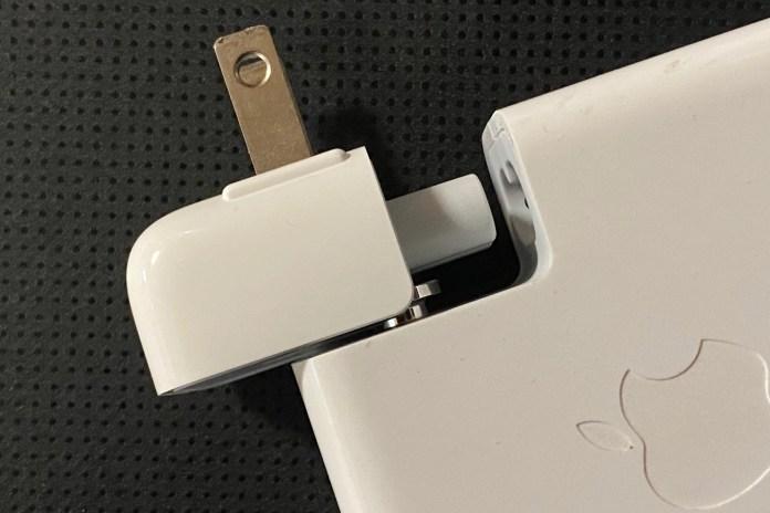 MacBook power adapter