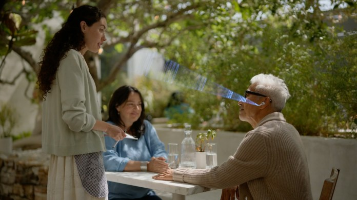 AirPods conversation boost