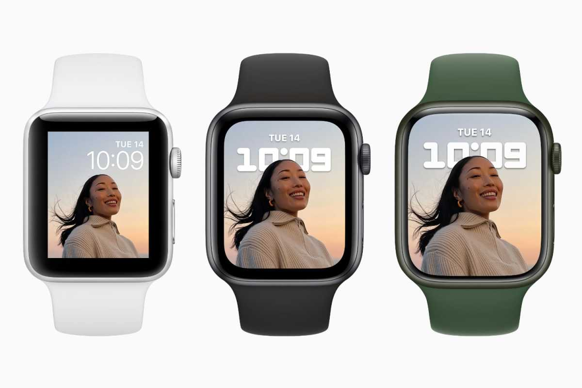 Apple made the best smartwatch even better with sophisticated health sensors and a beautiful screen. Idnt5dpn2mtom