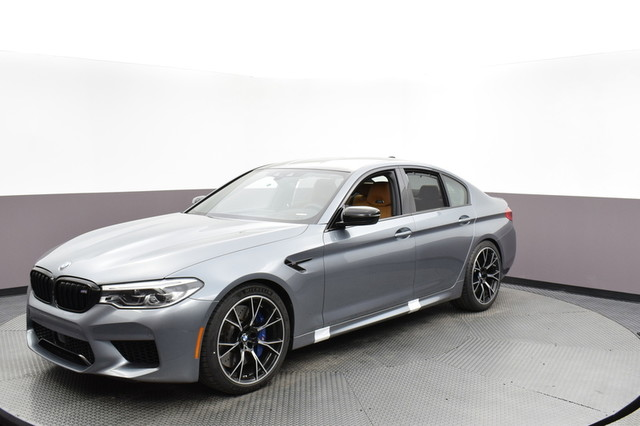 Bmw M5 All Wheel Drive Sedan