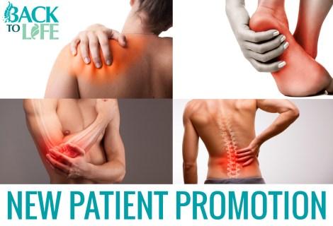 New Patient Promotion