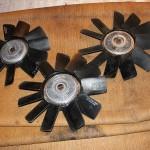 Вентилятор с гидромуфтой (левое вращение) Газель-Бизнес Cummins. Цена 2700 грн.