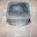 Теплообменник (масл.радиатор) Каминс. Цена 3600 грн.