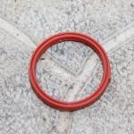 Прокладка (кольцо) термостата Крайслер MOPAR. Цена 125 грн.