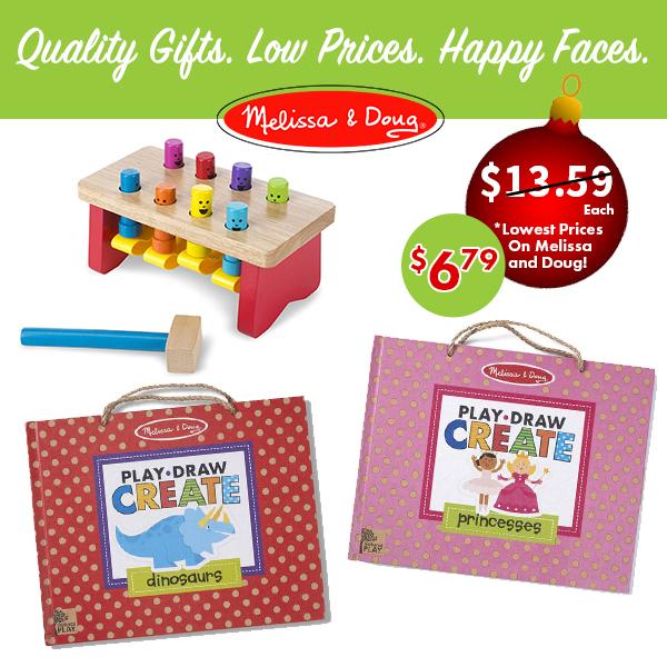 On sale Melissa and Doug Toys