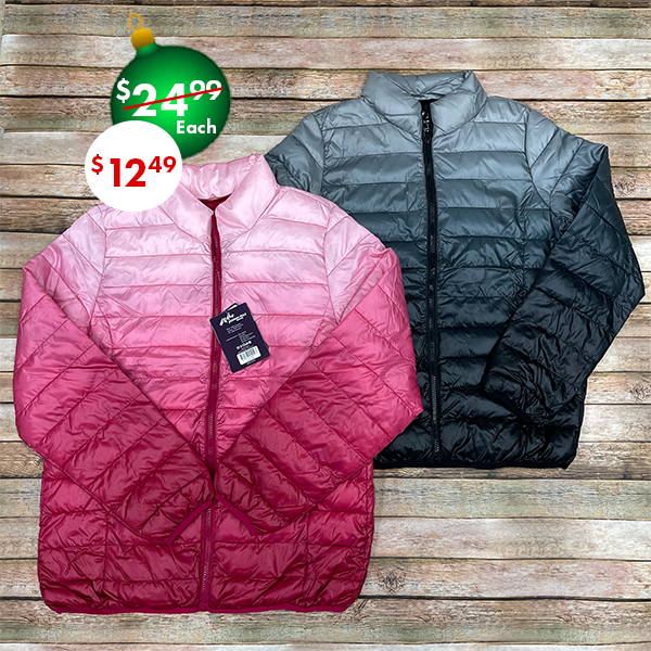 50% off, On sale women's winter coats and jackets