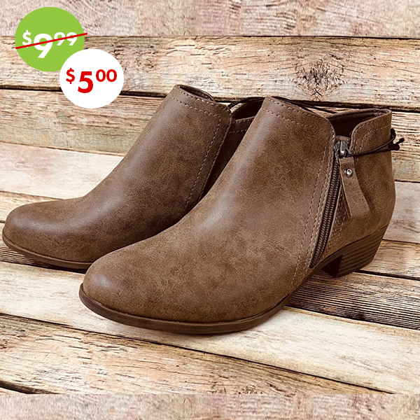 women's Fashion boots 50% off sale