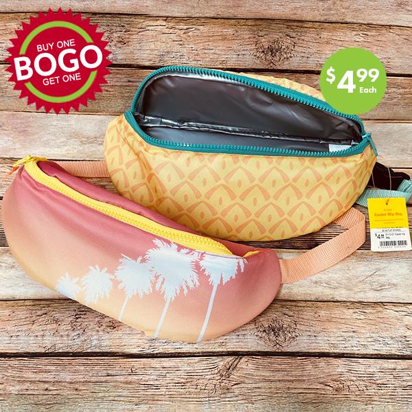 cooler fanny packs BOGO sale