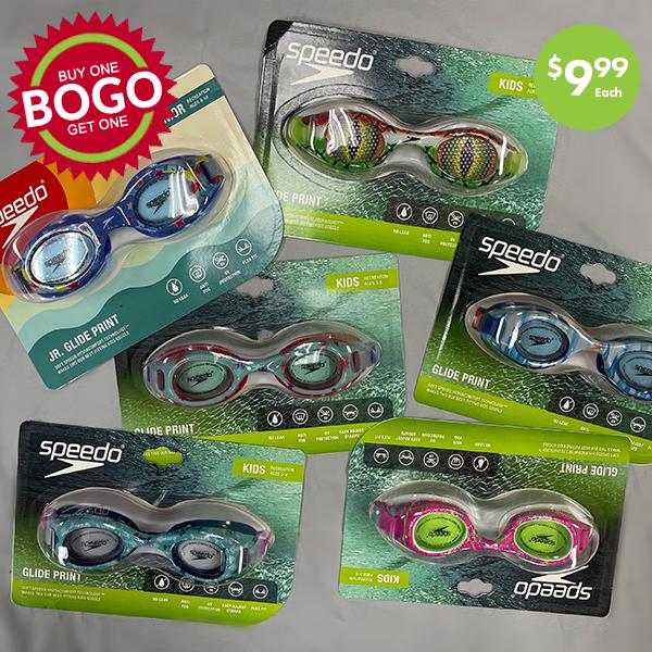 Speedo Kids Goggles BOGO sale
