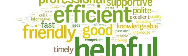 Customer-Service-Wordcloud