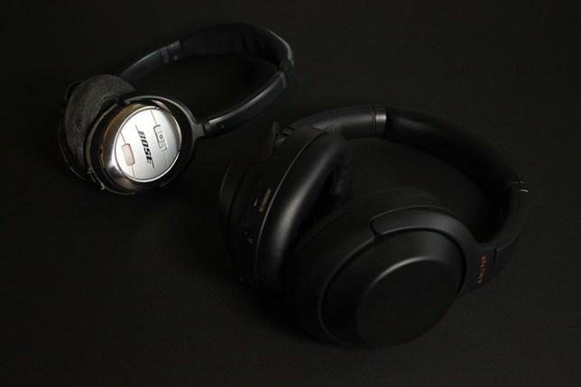 QuietComfort 3とWH-1000XM3