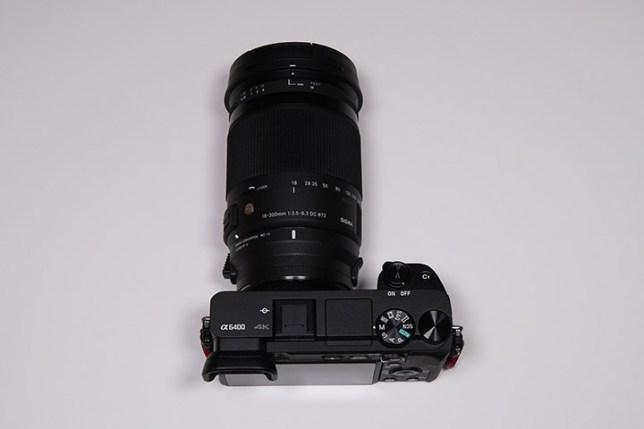 α6400+MC-11+SIGMA 18-300mm F3.5-6.3 DC MACRO-上面
