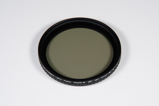 K&F Concept 可変式 NDフィルター Variable ND Filter