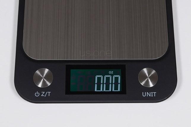 Electronic Kitchen Scale-oz  デジタルキッチンスケール-オンス