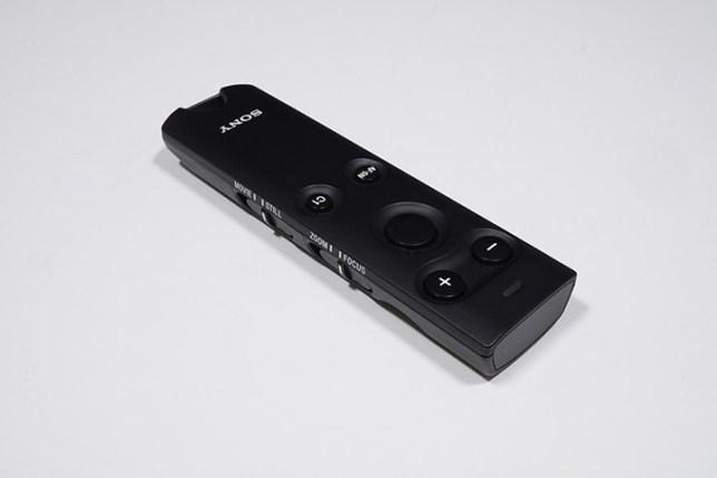 SONY ワイヤレスリモートコマンダー RMT-P1BT