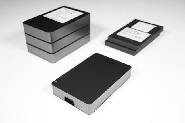 BUFFALO USB3.1 耐衝撃ポータブルHDD 4TB