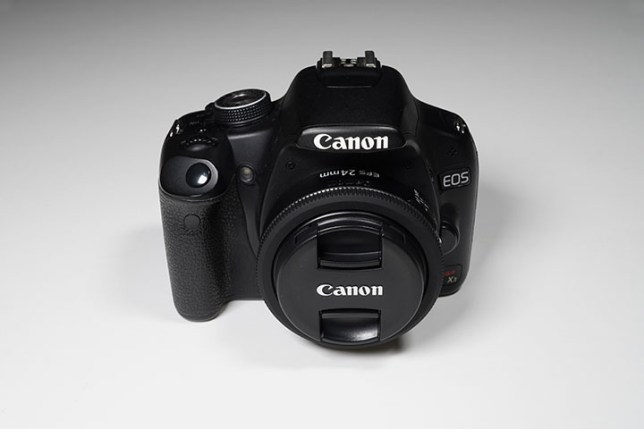 Canon EOS Kiss X3 + EF-S24mm F2.8 STM