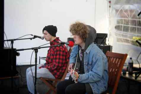 Music and entertainment from young people from The Factory