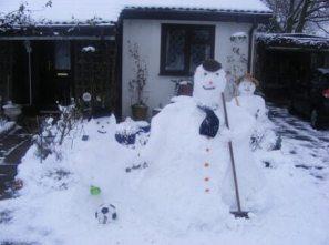 Snow family by Alfie Harkin (7)