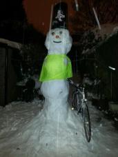 Snowpolice by Shelley Mernagh
