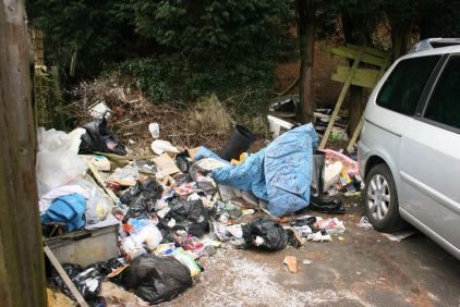 Fly tipping issues to be tackled