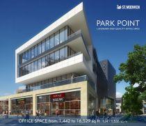 Park Point CGI | pic St Modwen