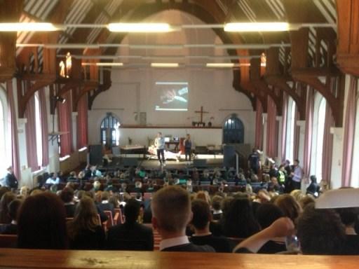 Image from Pastor Stephen Merrick