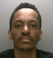 Philip Simelane | image West Midlands Police