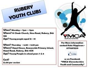 Rubery Youth Club