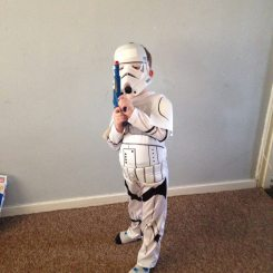 Storm Trooper from Jodie Louise