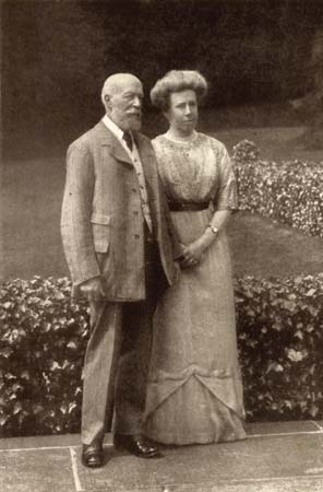 George & Elizabeth Cadbury