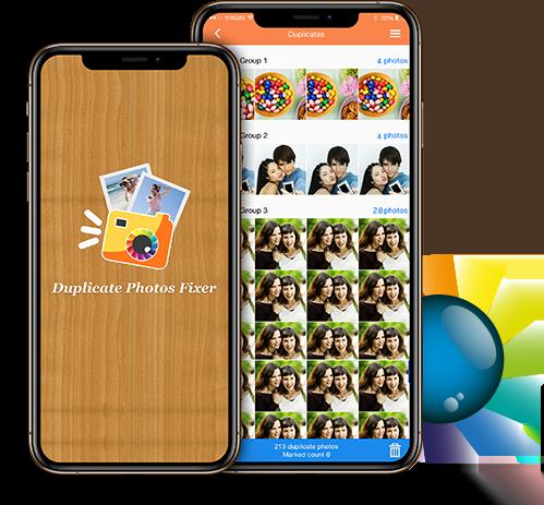 Duplicate Photos Fixer for iOS