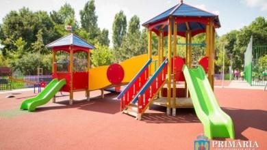 Photo of SE REDESCHID toate locurile de joacă pentru copii din Sectorul 6. ANUNŢUL primarului Mutu