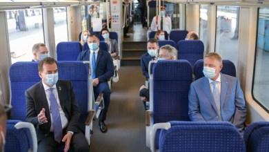 Photo of Știți gluma cu trenul spre aeroport? Bine că l-au inaugurat ca să-l bage la reparat