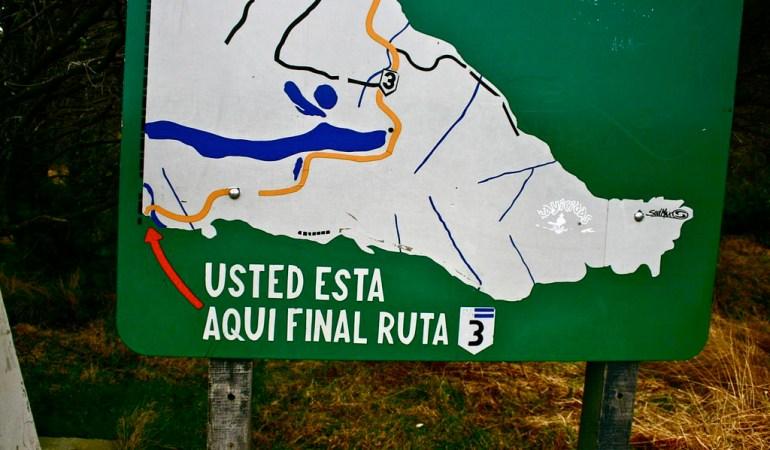 Abandonados en Ushuaia