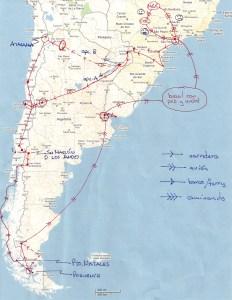 planeación del viaje